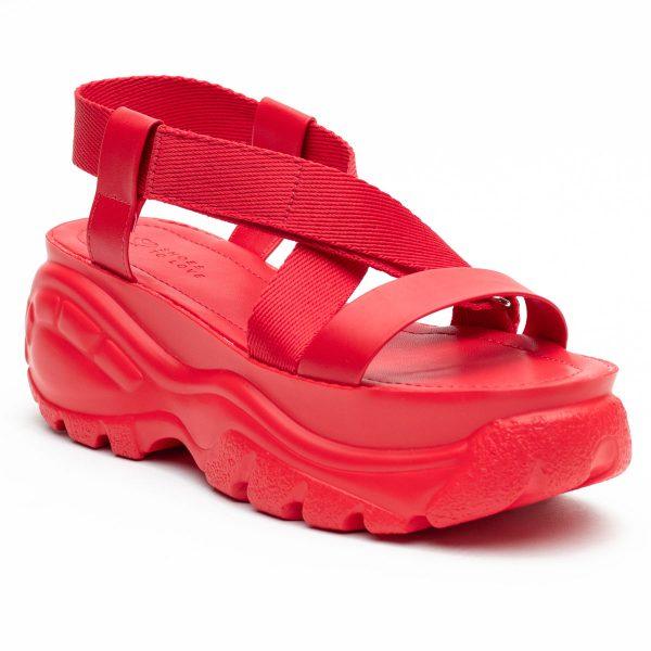 Sandália feminina esportiva manu gavassi flatform bufalo chunky papete shoes to love loja online sapatos (11)