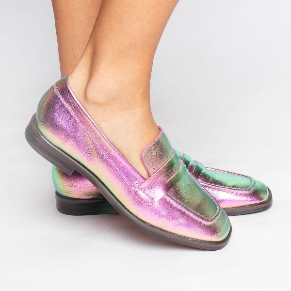loafer-sapato-mule-verão-2021-metalizado-pink-furta-cor-shoes-to-love-loja-online-calçados-femininos-tendencias